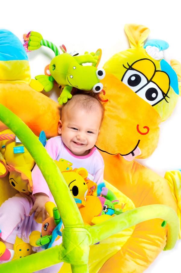 Estimulación del bebe de 0 a 1 año