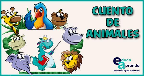 Cuentos De Animales La Competición De Los Animales
