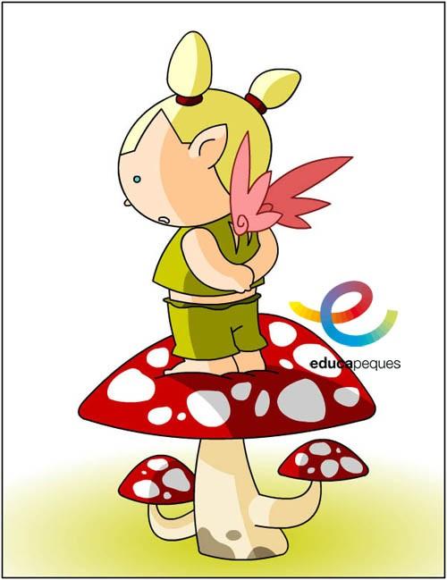 Cuento infantil: Julieta piruleta, la niña que tenia muchos sombreros