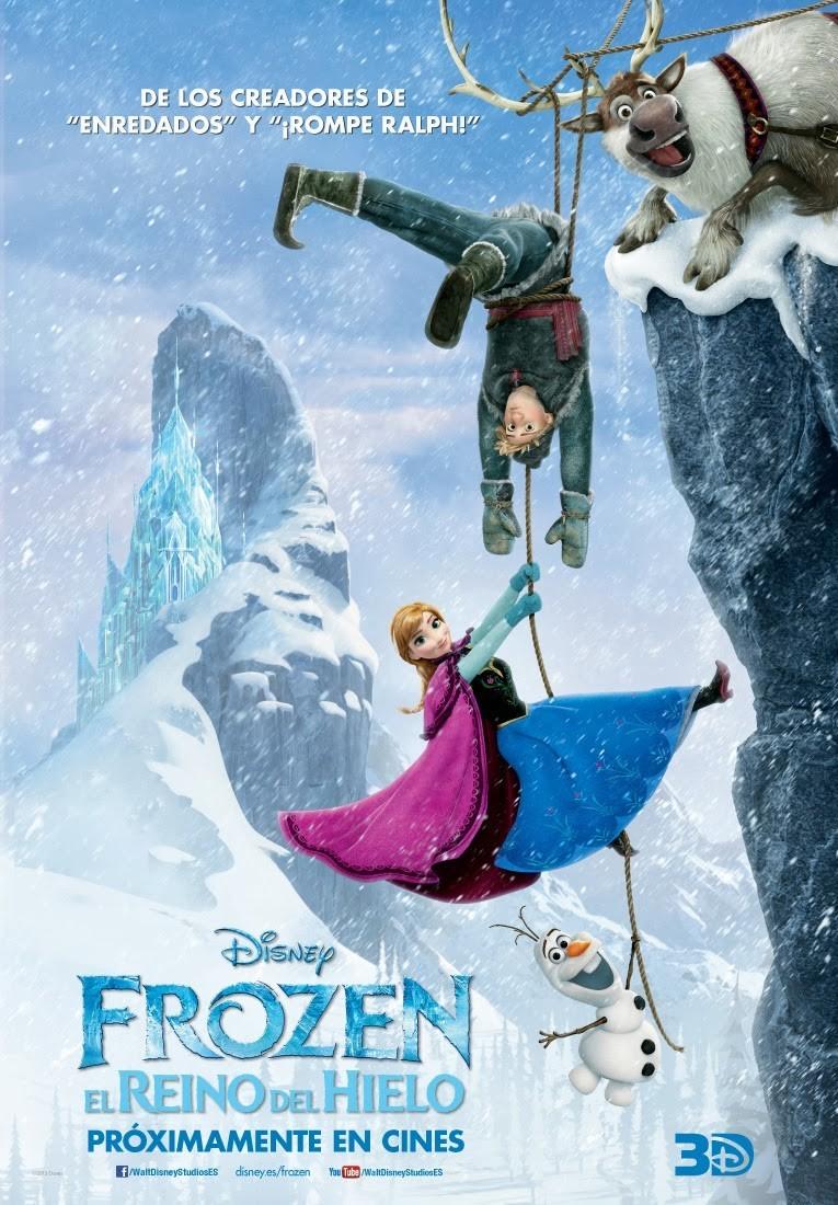 Mis películas favoritas: Frozen el reino de hielo