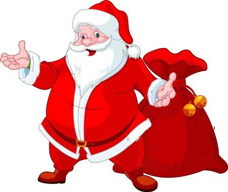 Cuento infantil: El ayudante de Papá Noel