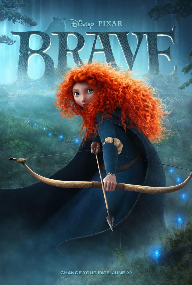 Tus peliculas favoritas: Brave
