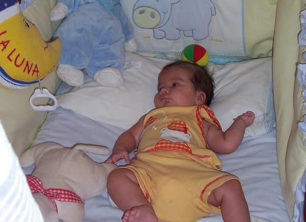 Estimulación del desarrollo del bebé