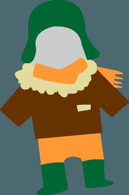 Cuento infantil: Fiesta de disfraces