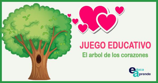 El árbol de los corazones: Juego para el Desarrollo de lazos afectivos