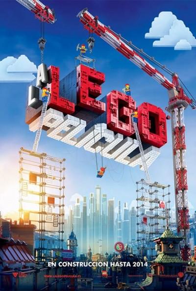 Mis peliculas favoritas:La Lego Película