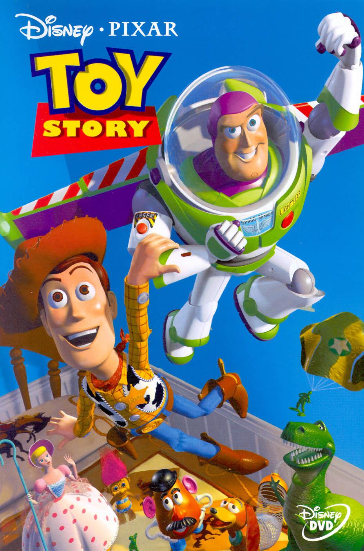 Mis películas favoritas: Toy Story
