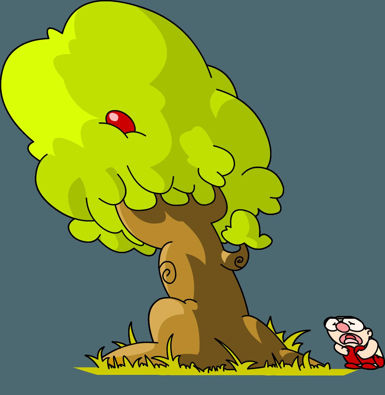 Cuento infantil: El árbol de las sonrisas