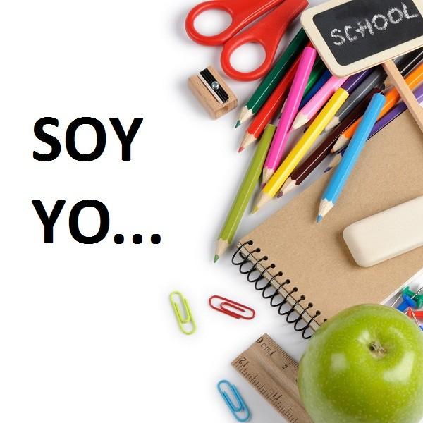 Juego educativo: Soy Yo…