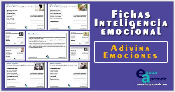 trabajar las emociones niños, inteligencia emocional