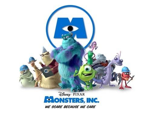 Mis películas favoritas: Monstruos S.A.
