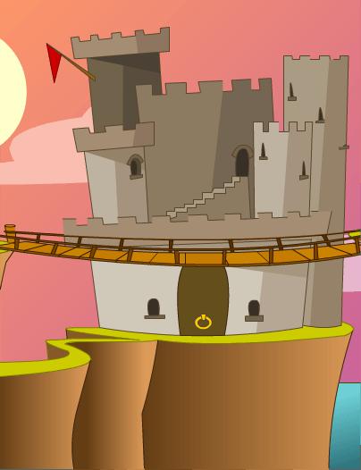 Cuento infantil: El castillo del silencio