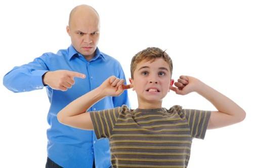 Educar sin gritos ¿Por qué no debemos gritar a los niñ@s?