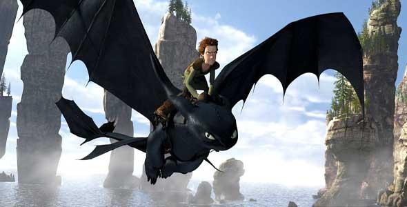 Mis Películas Favoritas Cómo Entrenar A Tu Dragón