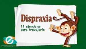 dispraxia, ejercicios dispraxia, actividades dispraxia
