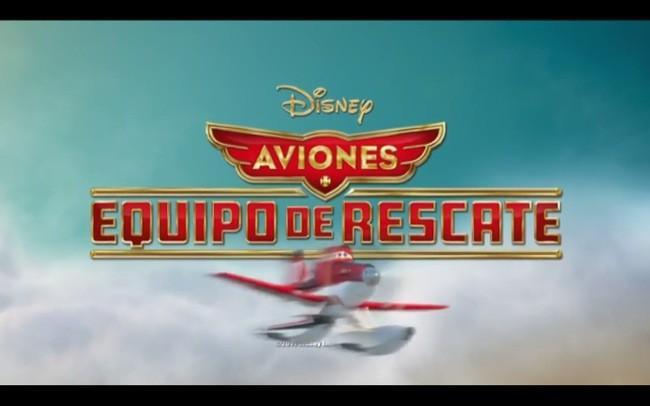 Mis películas favoritas: Aviones, equipo de rescate