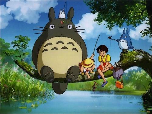 Mis películas favoritas: Mi vecino Totoro