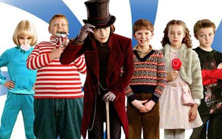 Mis películas favoritas: Charlie y la fábrica de chocolate