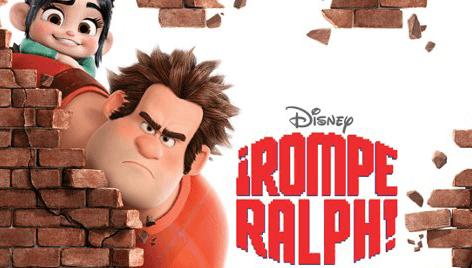 Mis películas favoritas: Rompe Ralph