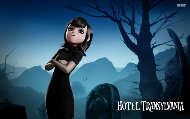 Mis películas favoritas: Hotel Transilvania