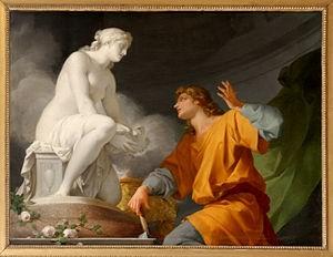 Mitos y leyenda: Pigmalión