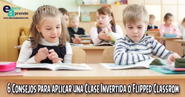 Flipped Classrom, clase invertida