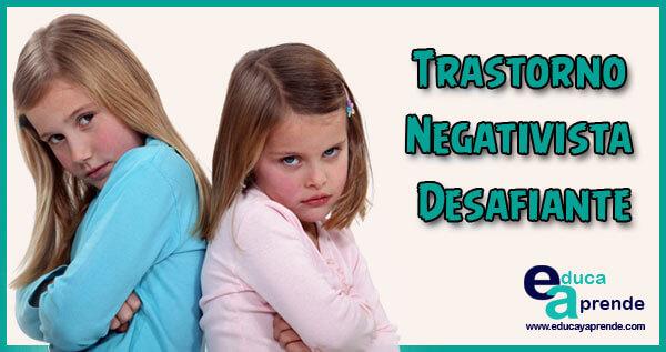 Trastorno Negativista Desafiante, conducta disocial