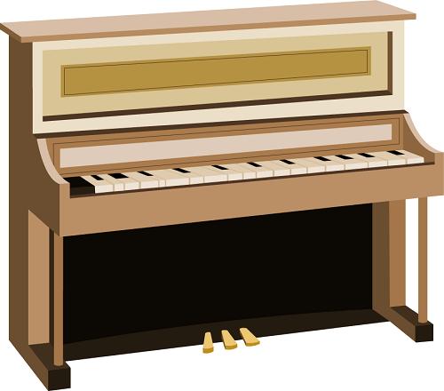 Cuento infantil: El piano