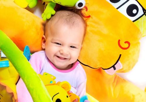 Desarrolla la autoestima de tu bebé