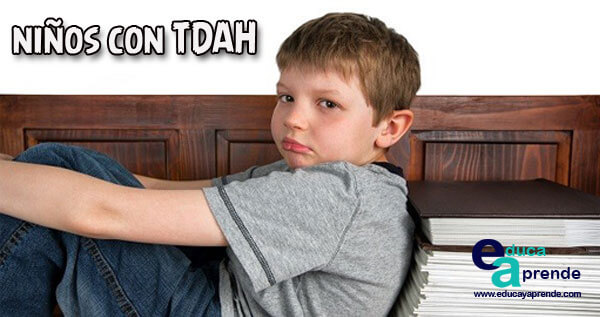 impulsividad, niños con tdah, tdah