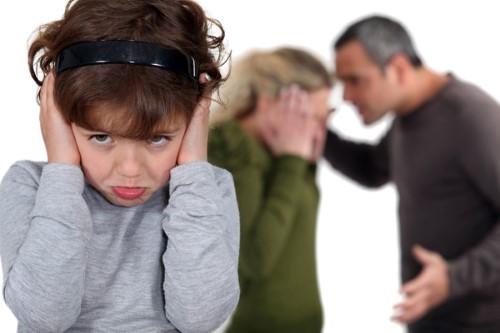 Síndrome de alienación parental