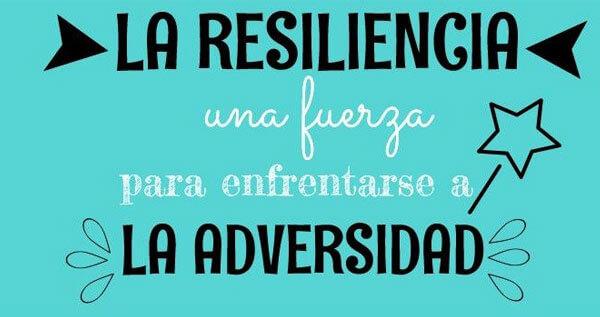 resiliencia niños, resiliencia infantil, infografía resiliencia