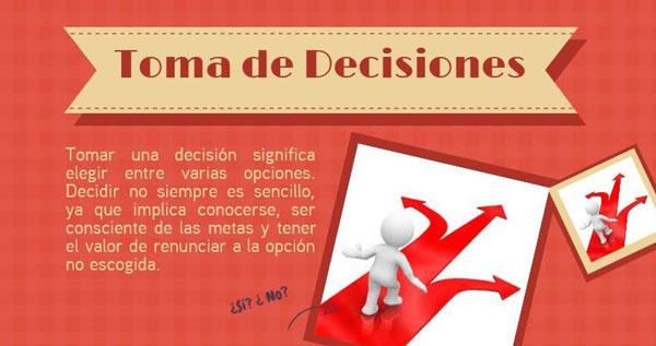 toma de decisiones, tomar decisiones