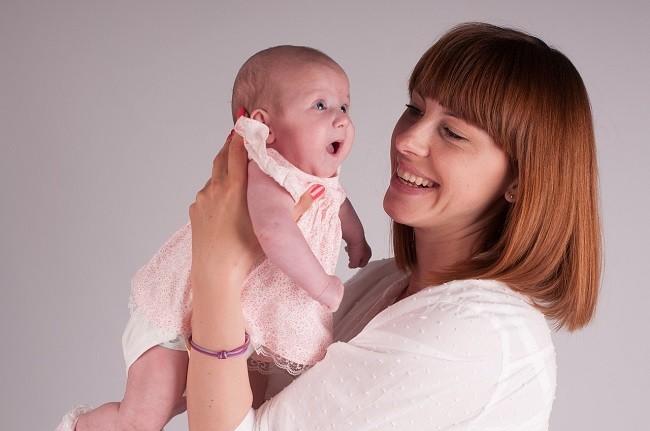 El instinto maternal