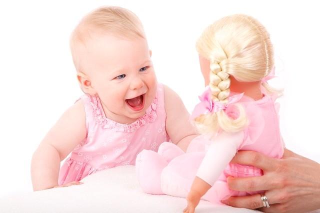 El bebé feliz – Educa y Aprende