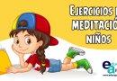 Ejercicios de meditación, actividades de meditación para niños