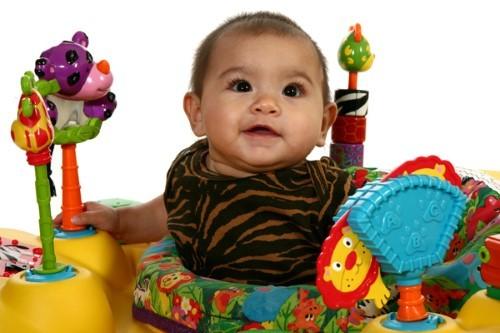 Los mejores juguetes para el recién nacido