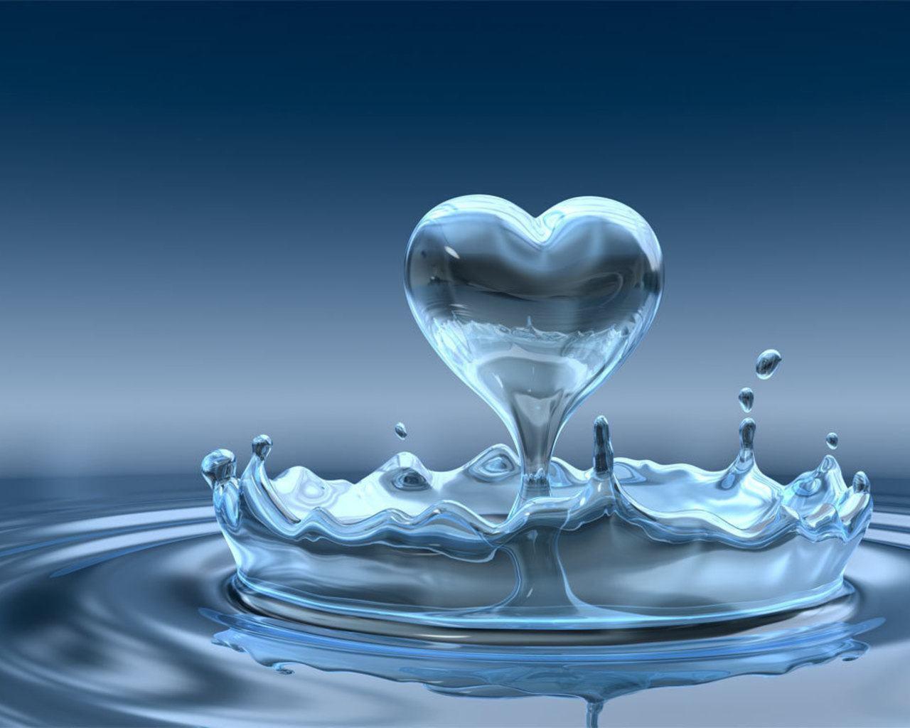 Cuento infantil: Un corazón lleno de agua