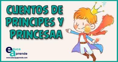 cuentos de príncipes