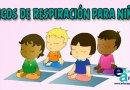 juegos de respiración para niños
