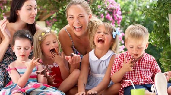 Los patrones de conducta que aprenden los niños