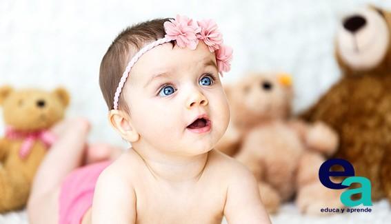 ¿Cuándo se reconoce el bebé? El descubrimiento del yo