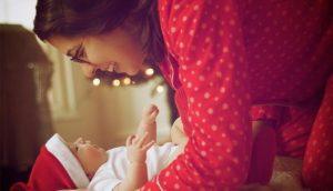 ¿Por qué a los bebés les gusta que les acunen?
