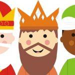 juego educativo carta reyes magos