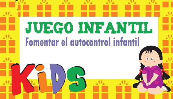 autocontrol infantil