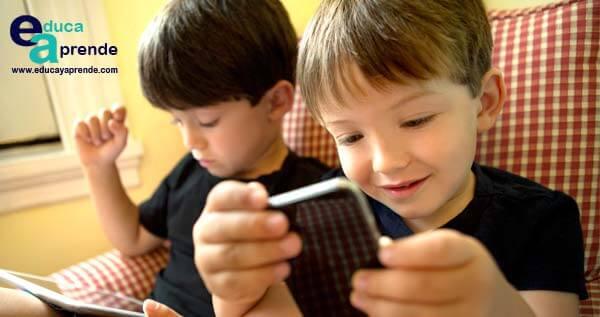 Cómo afectan las nuevas tecnologías  al desarrollo del niño