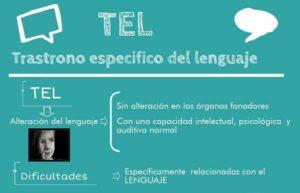 trastorno específico del lenguaje