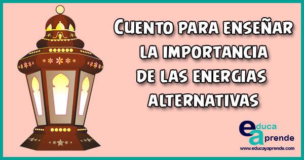 electricidad, energías alternativas